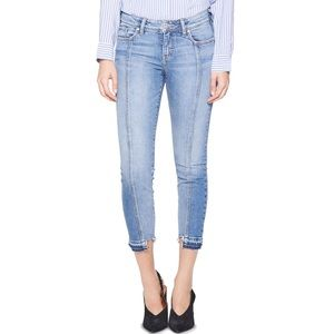 NWT Silver Jeans Co. Aiko Skinny Step Hem Jeans